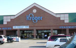 A modern Kroger, near Chicago, Ill.