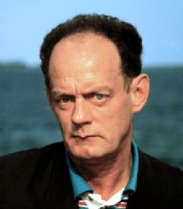 This is Rex Murphy. He kind of looks like Quakenbush. We forgot to take our camera, yet again.